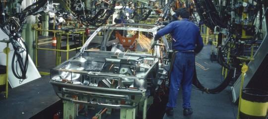 germania mercato auto componentistica