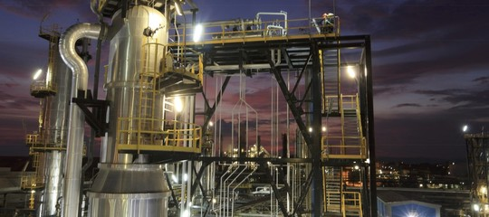 Eni Bioraffineria Gela Sostenibilita