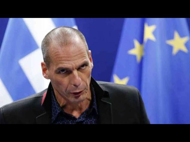 Grecia: Varoufakis, rinegoziare debito con Bce, non abbiamo soldi