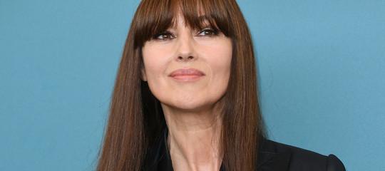 monica bellucci55 anni