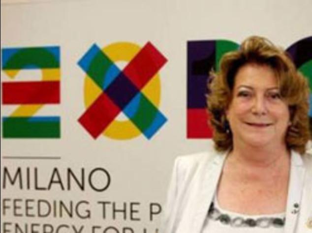 Diana Bracco, presidente Expo, indagata per evasione fiscale