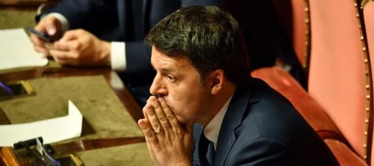 renzi italia viva quota 100 defiva