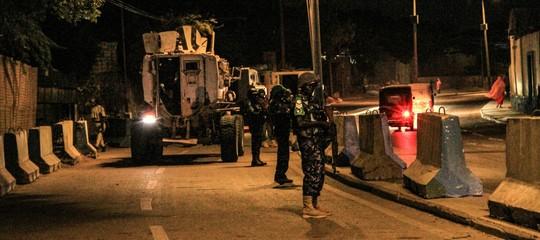 attacco convoglio italiano somalia Mogadiscio