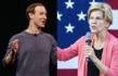 facebook zuckerberg warren