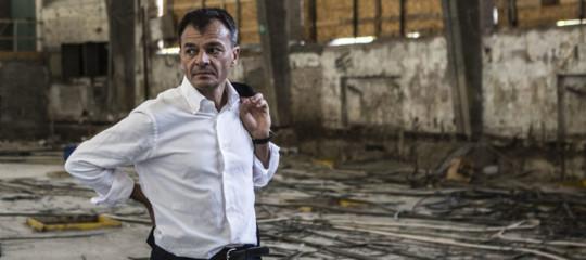 stefanofassina ferito roma metropoltane
