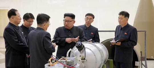 Nord Corea sottomarino missile balistico