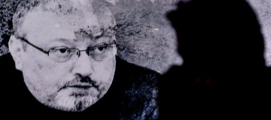 Khashoggi anniversario morte