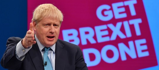 ultima offerta johnson brexit dublino