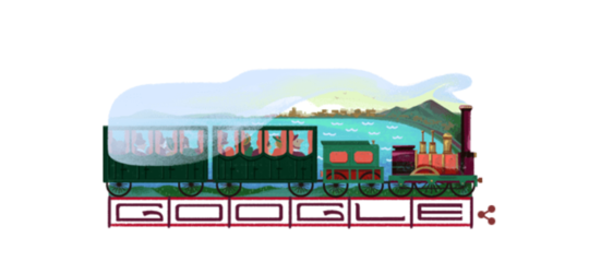 doodle google napoli portici