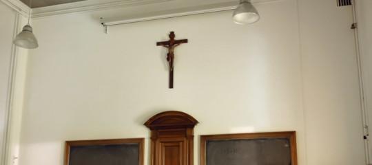 crocifisso scuole fioramonti