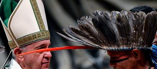sinodo amazzonia papa