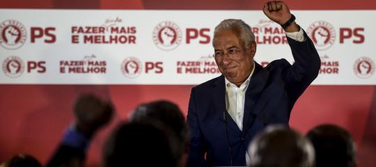 Portogallo elezioni