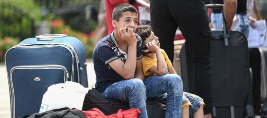 offensiva turca siria profughi