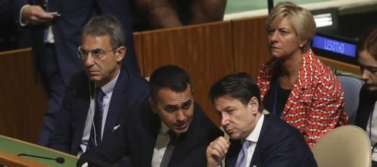 taglio parlamentari maggioranza governo