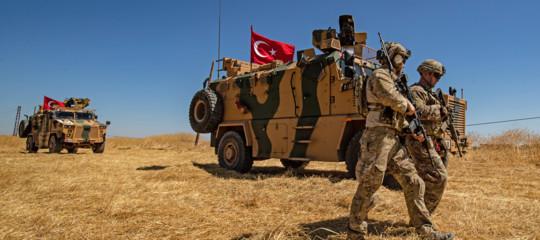 offensiva turchia siria