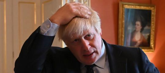 negoziati brexit johnson merkel