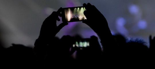 smartphone concerti