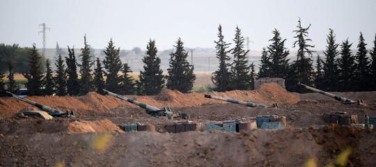 tturchia siria guerra