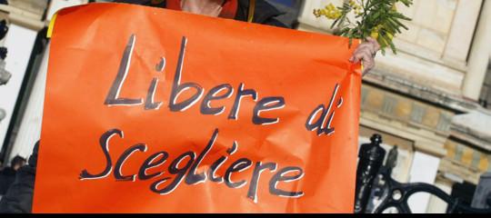 aborto clandestino italia