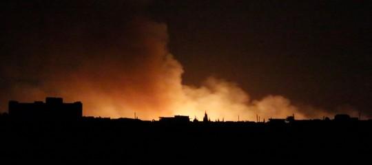 turchia attacca curdi siria