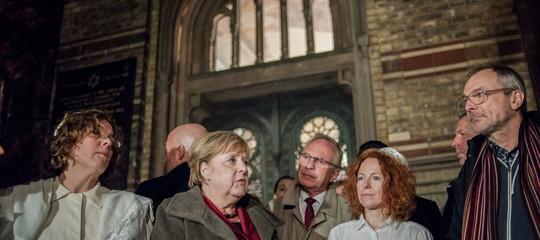 attacco sinagoga halle germania neonazista