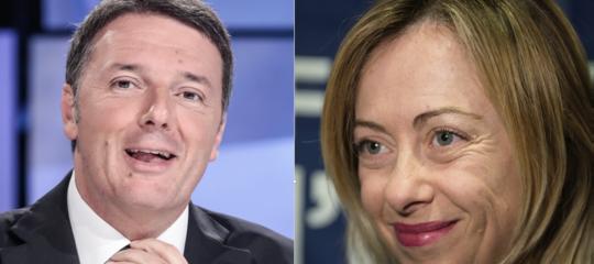 sondaggi politici elettorali italia viva