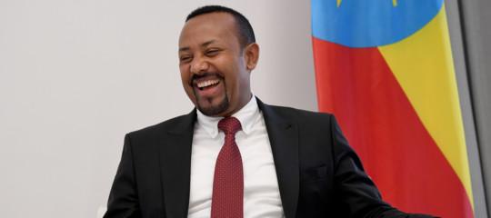 Abiy Ahmednobel pace etiopiachi e
