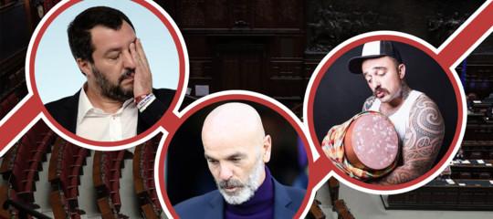 salvini chef rubio trieste twittertaglio parlamentari social
