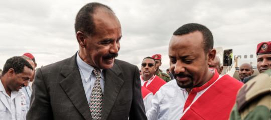 conflitto pace eritrea etiopia nobel