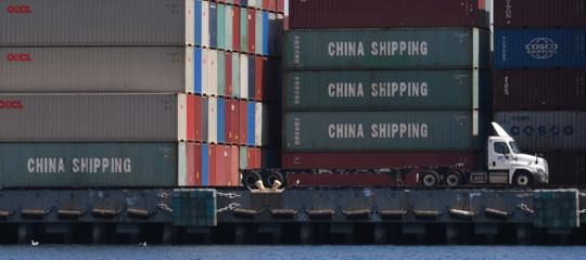 Dazi primo accordo Usa Cina
