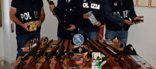 caporalato braccianti latina fucile