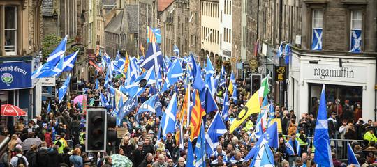 brexit secessione scozia