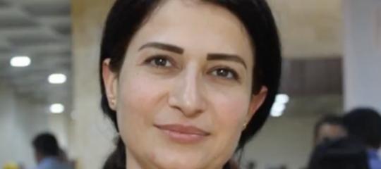 attivista curda khalaf