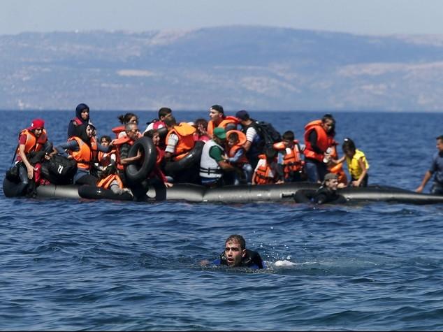 Grecia: muoiono 14 bambini  Berlino rimette controlli frontiere