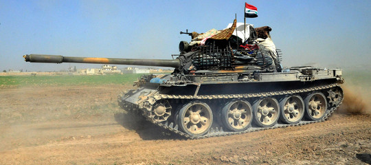 siria assad turchia curdi