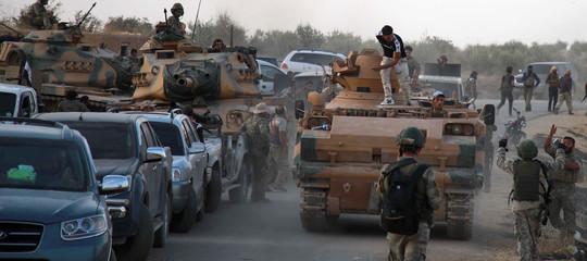 turchia siria guerra manbij