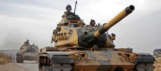 turchia siria guerra assad
