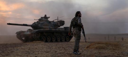 turchia siria trump di maio