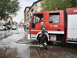 La Protezione civile ha diramato l'allerta maltempo in Liguria e nel Nord-Ovest