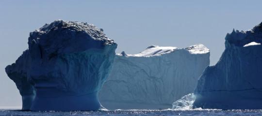 scoperta polvere ghiacciai groenlandia