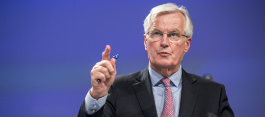 brexit ultimatum barnier johnson