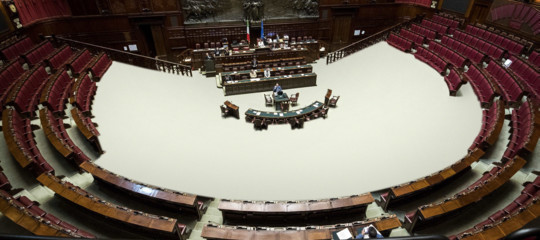 camera senato taglio parlamentari