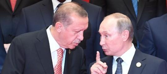 siria russia turchia curdi