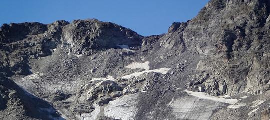 scioglimento record ghiacciai svizzeri