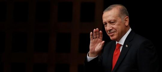 erdogan pompeo pence