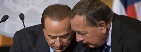 Berlusconi e Bonaiuti