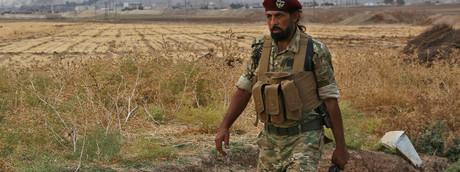 Soldato in Siria