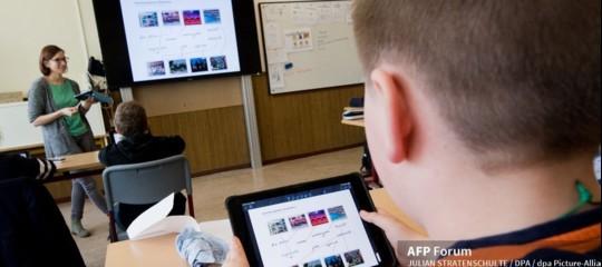tecnologia scuola dati
