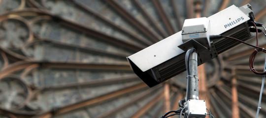 Videosorveglianza telecamere legge lavoro