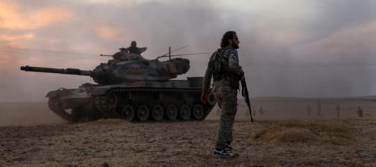 guerra Siria armi chimiche